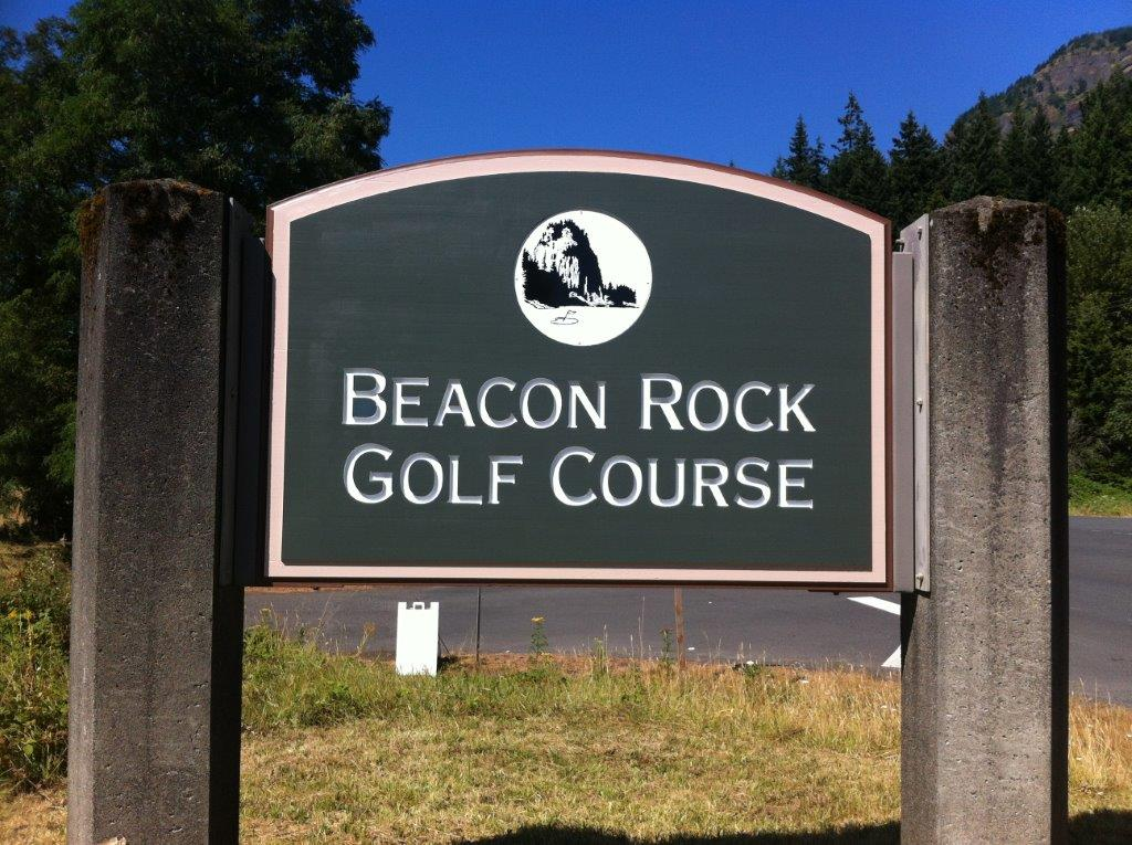 BRGC Highway Sign after update